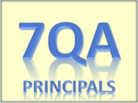 7 Principios de la Calidad